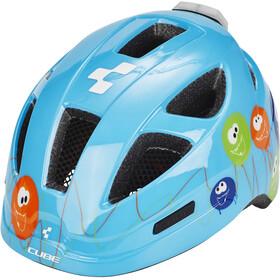 Cube Lume Cykelhjelm Børn turkis